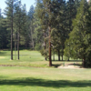 A view of the 3rd green at Twain Harte Golf Club.