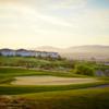 Dublin Ranch GC: 2nd green