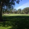 A view of the 9th hole at El Dorado Park Golf Club.
