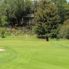 A view of the 1st green at Fountaingrove Golf & Athletic Club.
