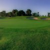 A view of the 12th green from Destroyer at Seal Beach Navy Golf Course.