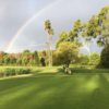 Rainbow over Newport Beach Country Club (Mr. David Close).