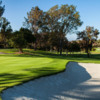 A view of the 1st hole at Rancho Bernardo Inn.