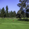 A view of a hole from Encino at Sepulveda Golf Complex.