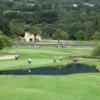 A view from Castlewood Country Club.