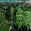 Aerial view from Wilshire Country Club
