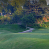 A view from a fairway at Virginia Country Club.