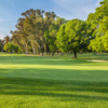 A view of a green at Stockton Golf & Country Club.