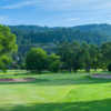 A view from the Valley of the Moon Golf Club