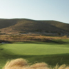 A view of a hole at Barona Creek Golf Club.