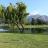 A view over the water from El Cariso Golf Course.