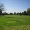 A view of a fairway at Paradise Knolls.