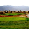 A view of a tee from The Links at Summerly.