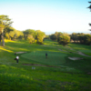 A view of a hole at Gleneagles GC at McLaren Park