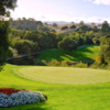 A view of hole #14 at Stanford Golf Club (Joann Dost)
