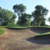 A view of a hole at WildHawk Golf Club.