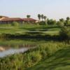 A view of a green from Morongo Golf Club at Tukwet Canyon.