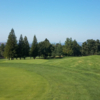 A view of a hole at Boundary Oak Golf Course.