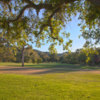View of a green at Bennett Valley Golf Course