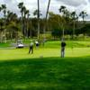 A view from Morgan Run Resort & Club.