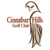 Cinnabar Hills Golf Club - Mountain/Lake Logo