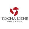 Yocha Dehe Golf Club at Cache Creek Casino Resort Logo