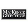 Alister MacKenzie at Haggin Oaks Golf Course - Public Logo