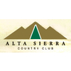 Alta Sierra Country Club - Semi-Private Logo