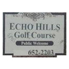 Echo Hills Golf Club - Public Logo
