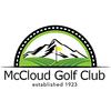 McCloud Golf Club - Public Logo