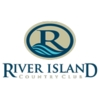 River Island Country Club - Private Logo