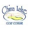 China Lake Golf Course - Military Logo