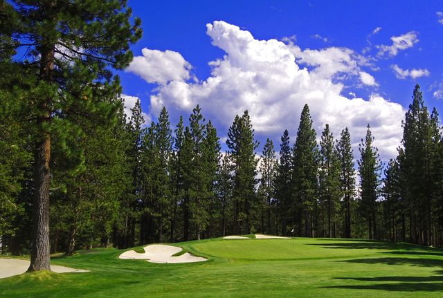 Image result for tahoe donner golf