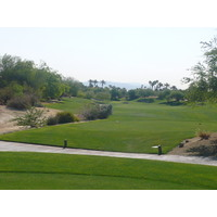 Desert Willow's Mountain View is very green.