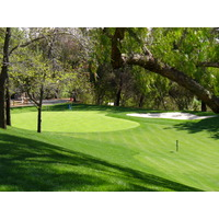 The new short game practice area at Industry Hills Golf Club allows you to practice every type of shot around the green.