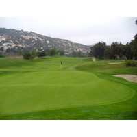 Elevation changes help make the Stonehouse Course the jewel of Temecula Creek Inn's three nines.