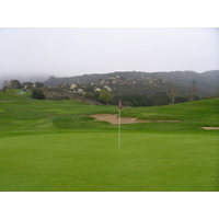 No. 4 on the Stonehouse golf course at Temecula Creek Inn.