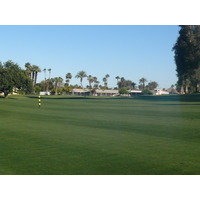 Palm Desert Country Club is so green now that many cannot believe it's the same course.