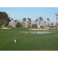 A view of Palm Desert Country Club in the Palm Springs area.