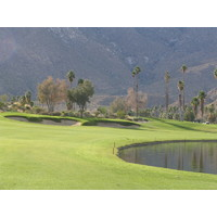 Indian Canyons Golf Resort - Palm Springs, California - golf course photo gallery