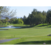 The Pete Dye Resort Course at Westin Mission Hills Golf Resort & Spa in Rancho Mirago, California.
