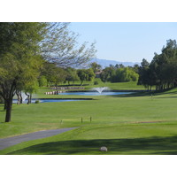 The Pete Dye Resort Course at Mission Hills in Rancho Mirago, California.