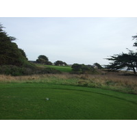 Sea Ranch Golf Links's No. 8 is the most dramatic hole on the course.