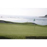 Pebble Beach Golf Links' Poa annua greens will run 11 to 11 1/2 on the stimpmeter in the 2010 U.S. Open - the slowest in any major since 2000.