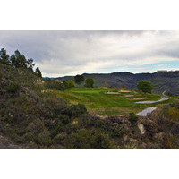 The 11th hole at Tierra Rejada Golf Club is an amazing creation from course designer Robert E. Cupp.