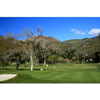 Before the Sycuan tribe bought the property, the golf club was known as Singing Hills Country Club.