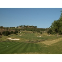 The 14th at Maderas Golf Club is a 542-yard par 5.