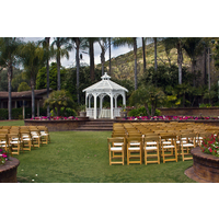 Sycuan Golf Resort is a great place for weddings.