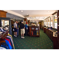 The pro shop at Sycuan Golf Resort is a hot spot. Reserve your tee time in advance.