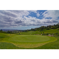The sixth is the No. 1 handicap hole at The Golf Club of California.